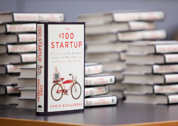 $100 startup van Chris Guillebeau